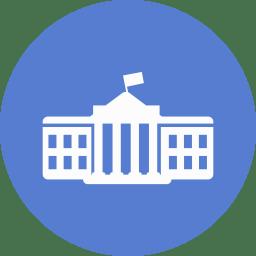 Election White House icon