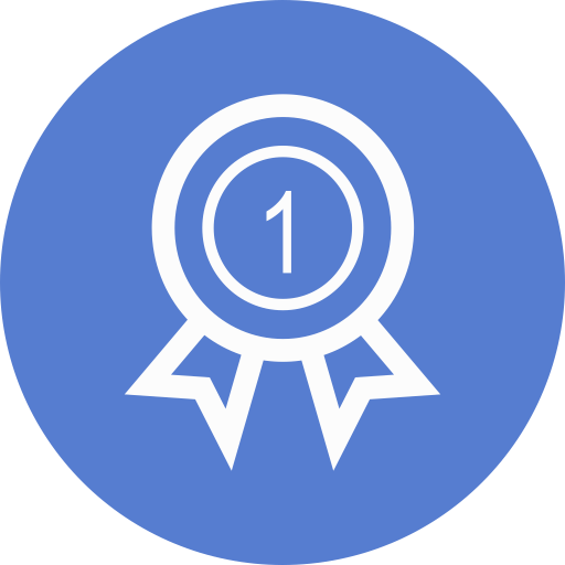Election Badge Outline icon