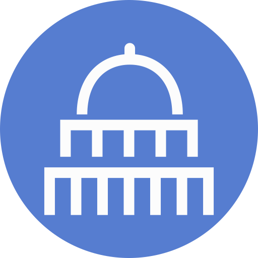 Election-United-States-Capitol-Outline icon
