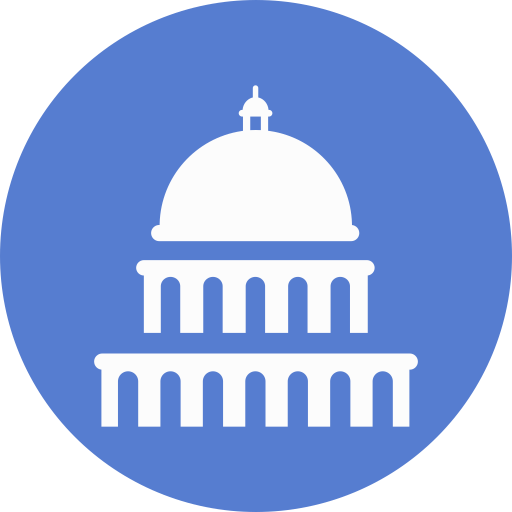 Election-United-States-Capitol icon
