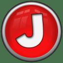 Letter J icon