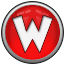 Letter W icon