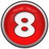 Number-8 icon