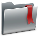 D Bookmarks icon