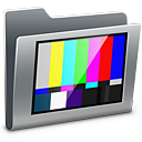 D TV icon