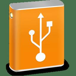 External HD USB icon
