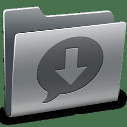 iChat Downloads icon