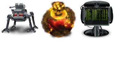 War On Bad Design 2 Icons