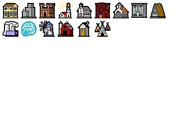 Main Street Icons