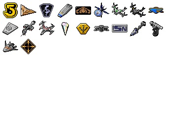 Babylon5 Earth Icons