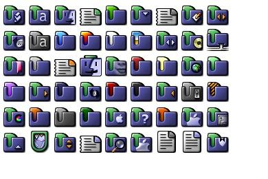 Echelon Icons
