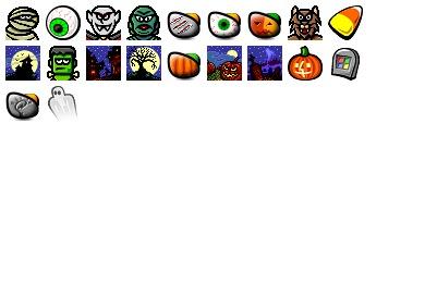 Halloween 99 Icons