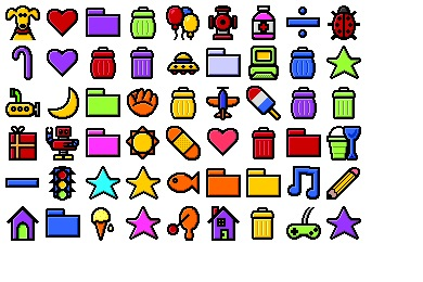 Kidcons Icons