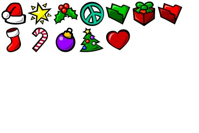 Sketchcons Christmas Icons