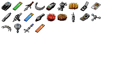 Star Trek Objects Icons