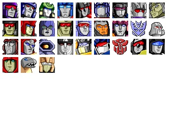 The Transformers Icons