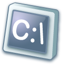 Dos application icon