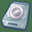 External drive icon