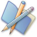 Folder graphics icon