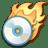 Burn-application icon