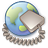 Dialup-networking icon