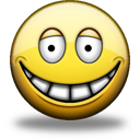 Grin icon