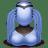 Alien-female icon