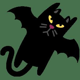 Cat bat icon