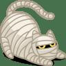 Cat-mummy icon