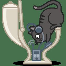 Cat radio icon