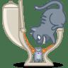 Cat-torture icon