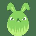 Green-crabby icon