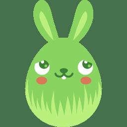 Green blush icon