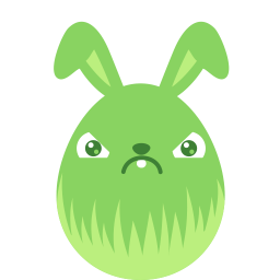 Green crabby icon