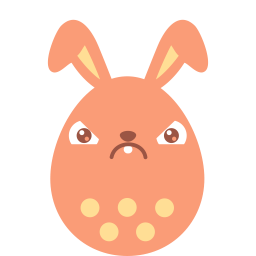 Red crabby icon