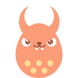 Red demon icon