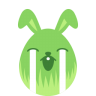 Green-cry icon