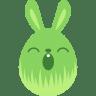 Green-sleepy icon