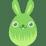 Green-smile icon