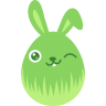 Green-wink icon