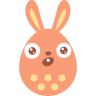 Red-surprised icon