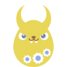 Yellow-demon icon