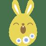 Yellow-sleepy icon