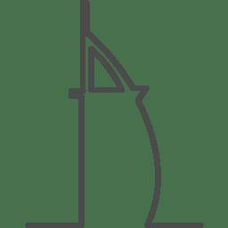 Dubai hotel icon