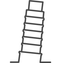Pisa tower icon