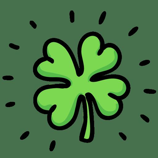 Clover shine icon