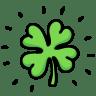 Clover-shine icon