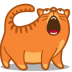 Cat-sing icon
