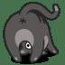 Cat-upsidedown icon
