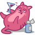 Cat-drunk icon